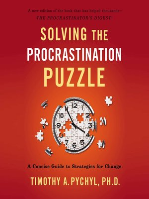 cover image of Solving the Procrastination Puzzle