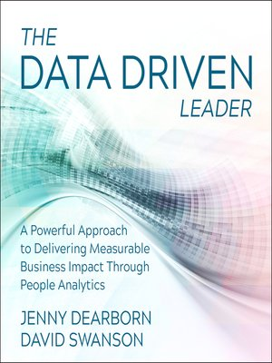 cover image of The Data Driven Leader