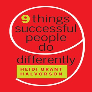 cover image of Nine Things Successful People Do Differently