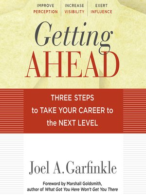 cover image of Getting Ahead