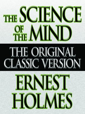 cover image of The Science the Mind