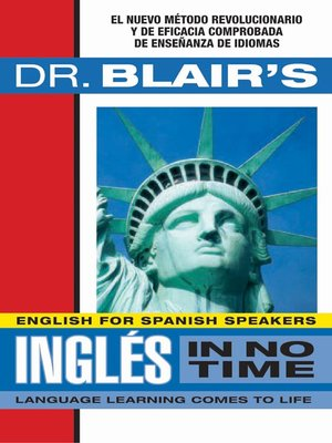 cover image of Dr. Blair's Ingles In No Time