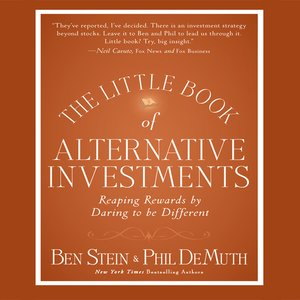 cover image of The Little Book of Alternative Investments