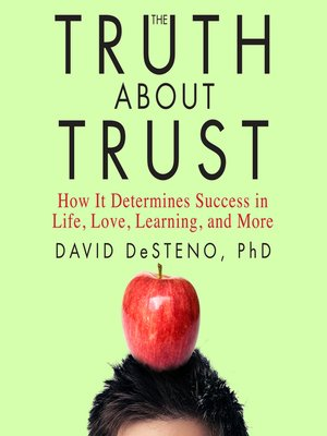 cover image of The Truth About Trust