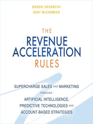 cover image of The Revenue Acceleration Rules