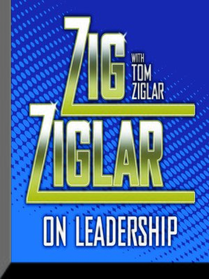 cover image of Zig Ziglar on Leadership
