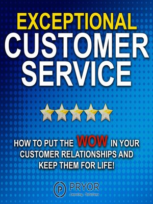 cover image of Exceptional Customer Service
