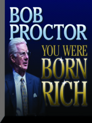 cover image of You Were Born Rich