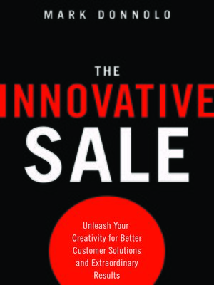 cover image of The Innovative Sale