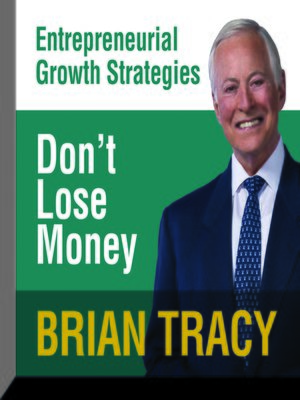 cover image of Don't Lose Money