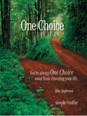cover image of One Choice