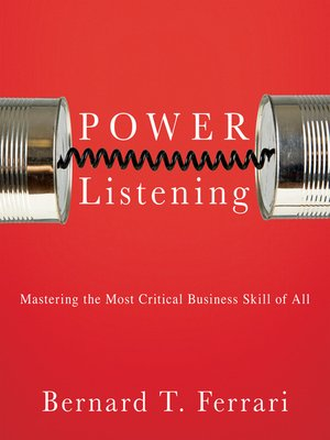 cover image of Power Listening