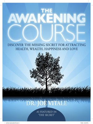 cover image of The Awakening Course