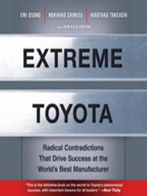 cover image of Extreme Toyota