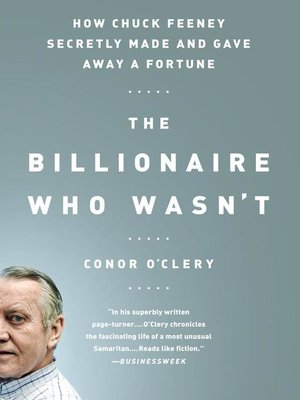 cover image of The Billionaire Who Wasn't