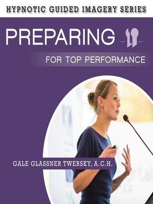 cover image of Preparing for Top Performance