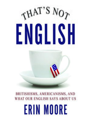 cover image of That's Not English