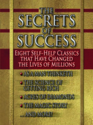 cover image of The Secrets of Success