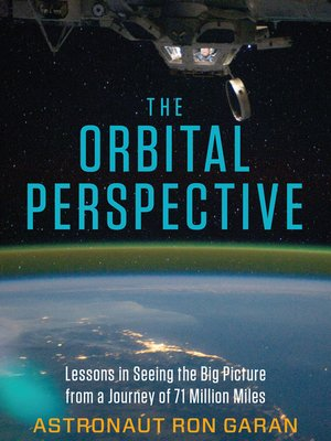 cover image of The Orbital Perspective