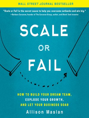 cover image of Scale or Fail