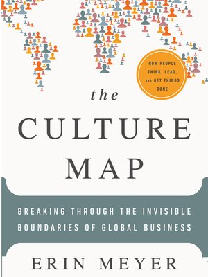 cover image of The Culture Map