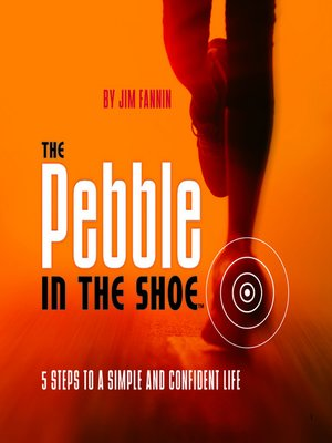cover image of The Pebble in the Shoe