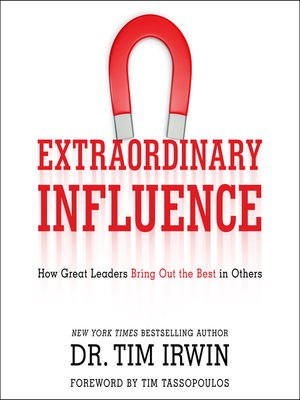 cover image of Extraordinary Influence