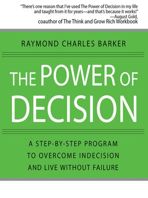 cover image of The Power Decision