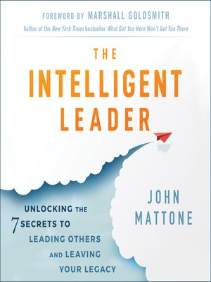cover image of The Intelligent Leader