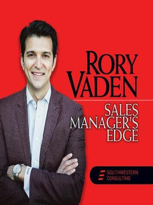 cover image of Sales Manager's Edge