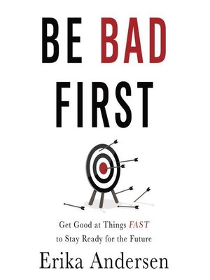 cover image of Be Bad First