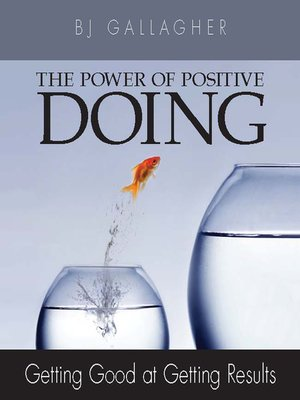 cover image of The Power Positive Doing