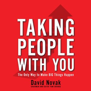 cover image of Taking People With You
