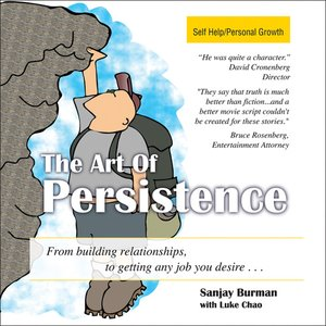 cover image of The Art Persistence
