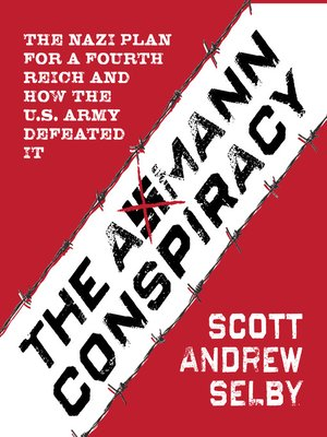 cover image of the Axmann Conspiracy