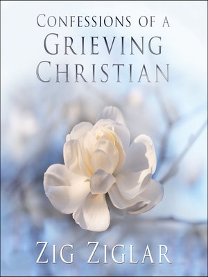 cover image of Confessions of a Grieving Christian