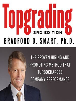 cover image of Topgrading