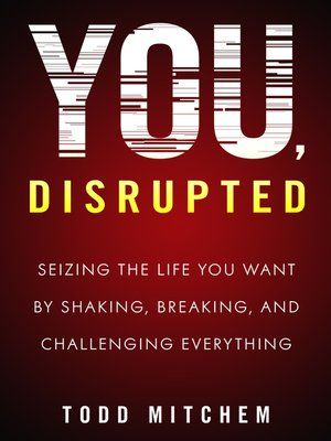 cover image of You, Disrupted