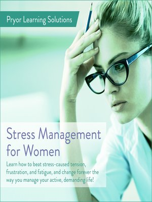 cover image of Stress Management For Women
