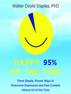 cover image of Happy 95% the Time