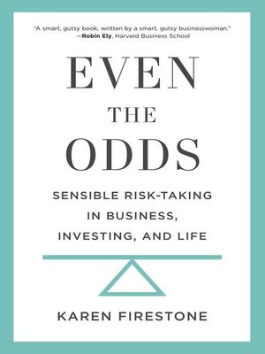 cover image of Even the Odds