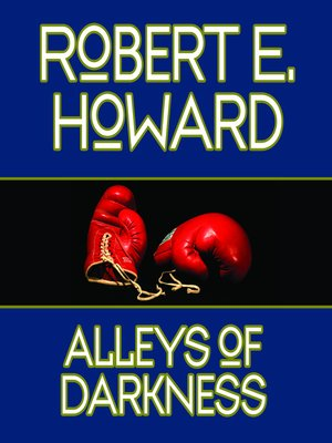 cover image of Alleys Darkness