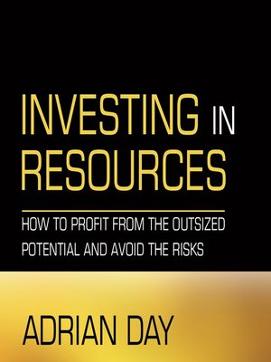 cover image of Investing in Resources