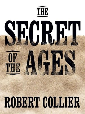 cover image of The Secret of the Ages