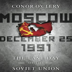 cover image of Moscow, December 25,1991