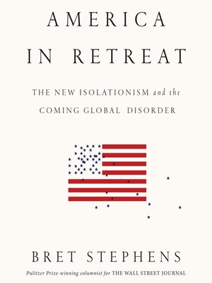 cover image of America in Retreat