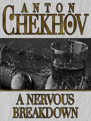 cover image of A Nervous Breakdown