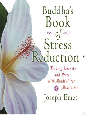cover image of Buddha's Book Stress Reduction