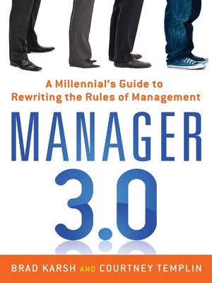 cover image of Manager 3.0