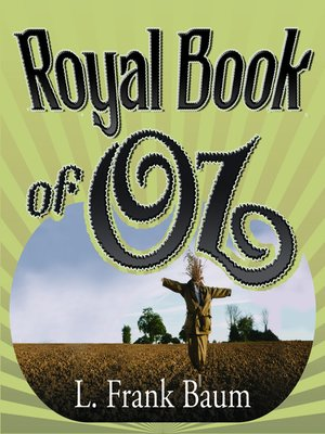 cover image of Royal Book of Oz